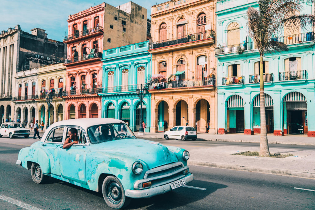 Cuban Cars: Why does Cuba have so many vintage Cars? Why Not Cuba?