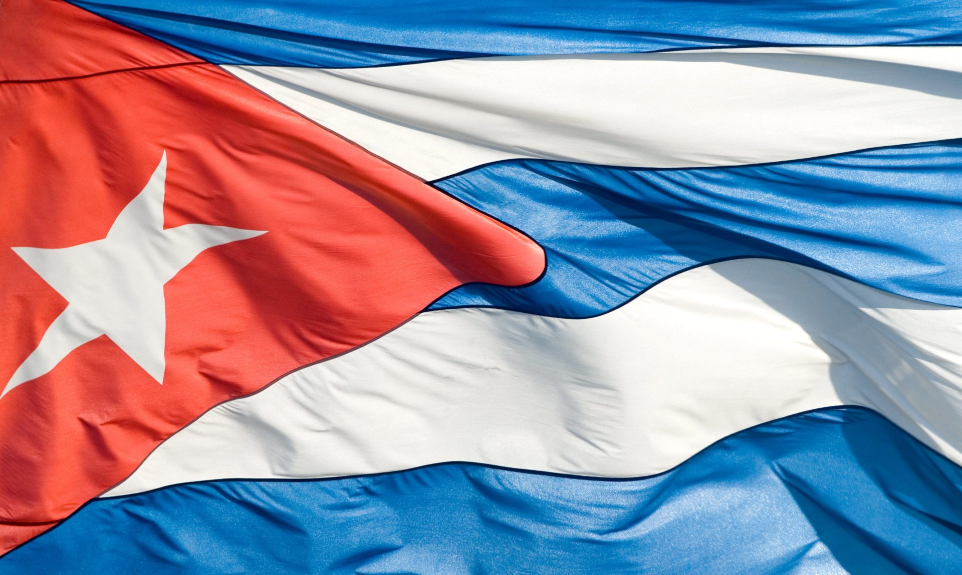 Image of a Cuban Flag