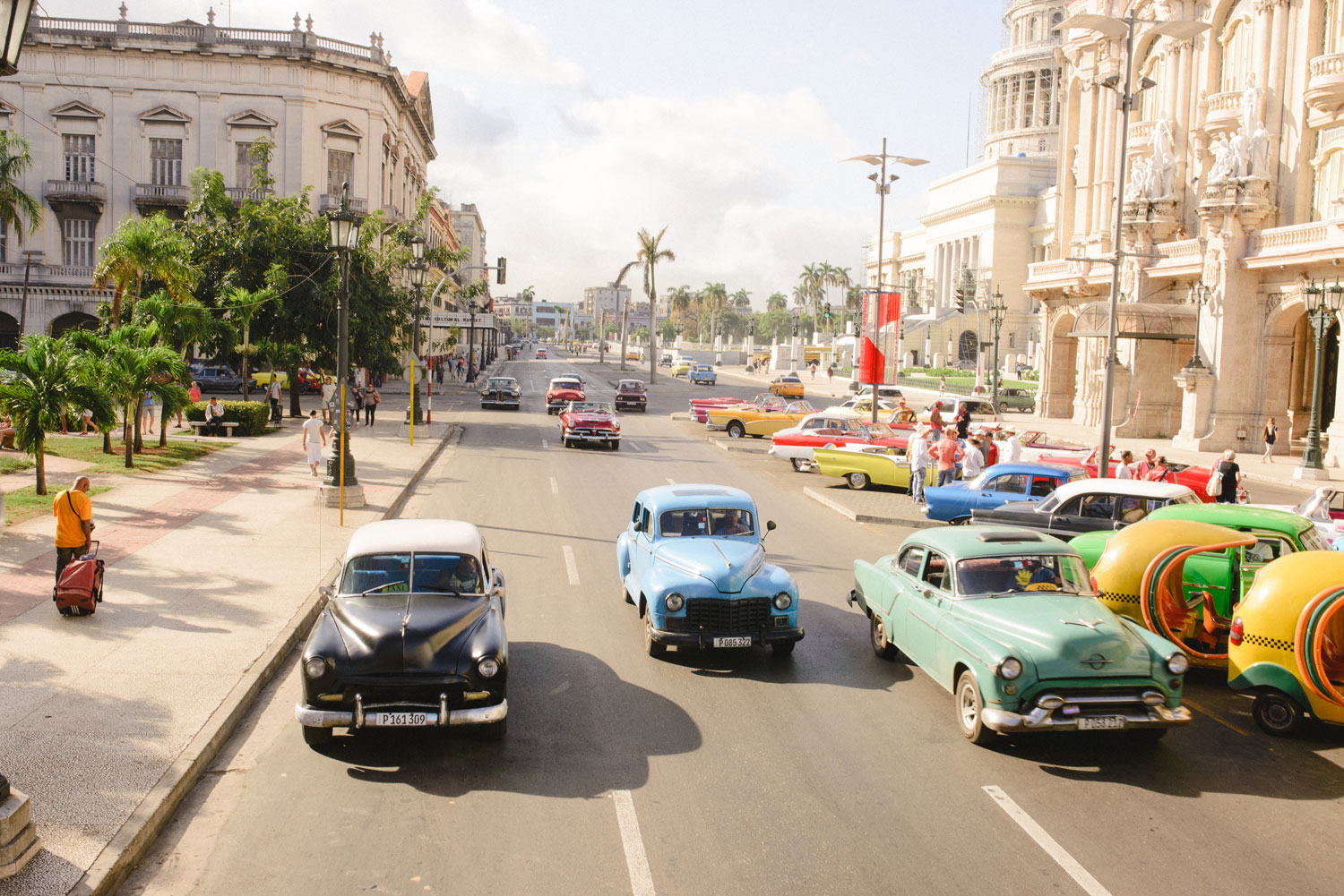 How to rent a car in Cuba