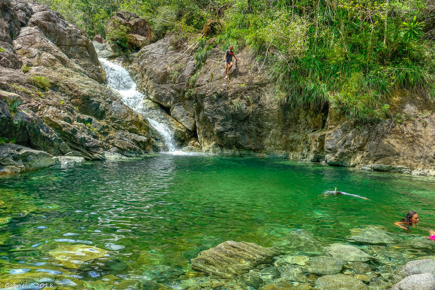 The six biosphere reserves in Cuba