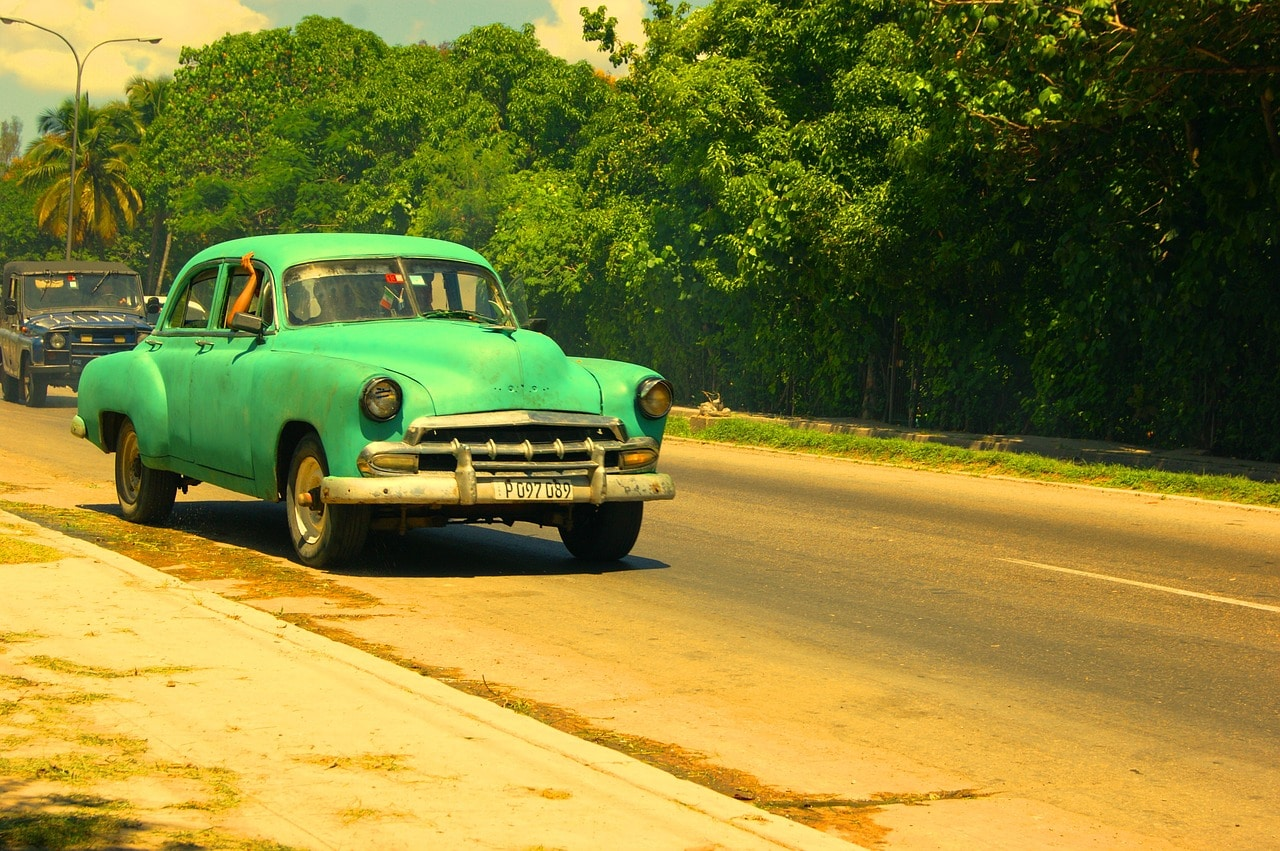How to get from Viñales to Havana